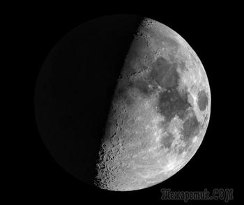 На Луну не ступала нога человека? 10 самых нелепых теорий о спутнике Земли