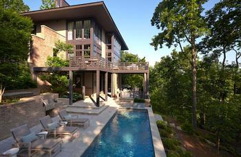 Чудесный дом дизайнера в Нэшвилле