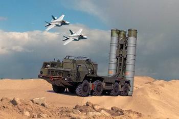 """С-400 против F-35 или """"Посторонним вход воспрещен"""""""