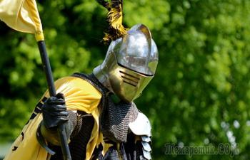 8 занимательных фактов о рыцарях, которые помогут взглянуть на них под другим углом