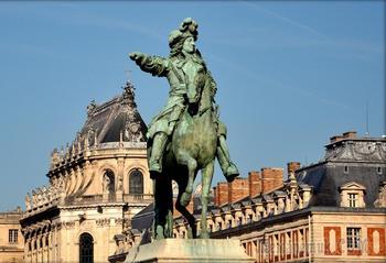 Франция - прекрасная лилия в букете европейских государств. Часть 6. Версаль - памятник эпохи «короля-солнца»