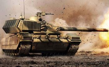 Прерванный путь «Черного орла»: почему перспективный танк не пошел в серийное производство