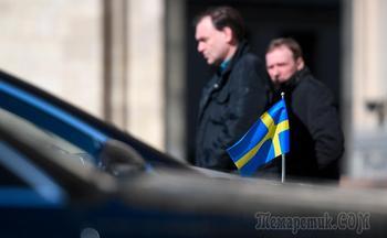 Нон-грата: Москва выслала шведского дипломата