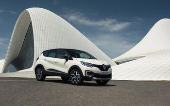 7 причин задуматься о покупке Renault Kaptur в исполнении Extreme