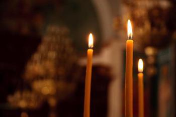 Молитва об упокоении души усопшего
