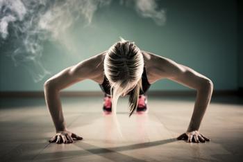 Табата - упражнения сжигающие жир
