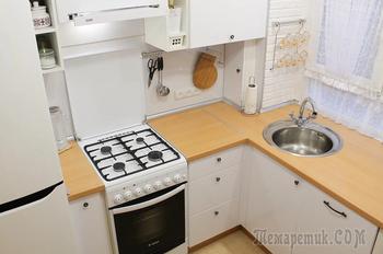 8 веских причин, почему стоит выбирать белую кухню
