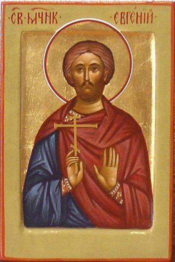 Евгений Святой: храм, икона, молитва