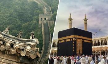 10 величественных памятников архитектуры, по которым можно написать летопись человеческой цивилизации