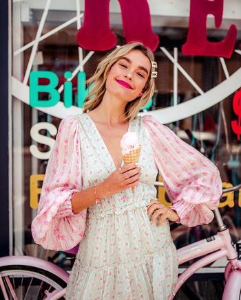 Взрывная блондинка Кэйси Гуд и её модный блог 'Officially Quigley'
