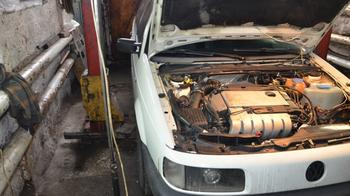 Как нельзя ремонтировать двигатели: разбираем VR6 после неудачной «капиталки»