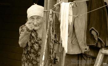 Почему немцы показывали русским женщинам фиги, или Какие жесты были запрещены на Руси