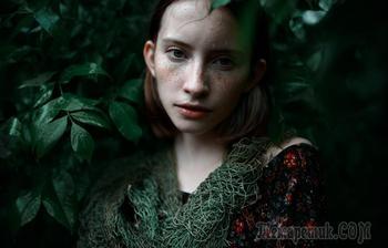 Все оттенки зелёного: фотографии для вдохновения и настроения
