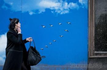 Реальность с удачного ракурса в уличных фотографиях Пау Бускато