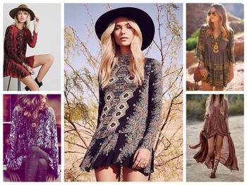 Стиль бохо: шик в одежде и украшениях