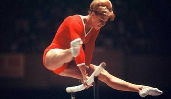 3 лучших советских гимнасток, на которых равнялся весь мир