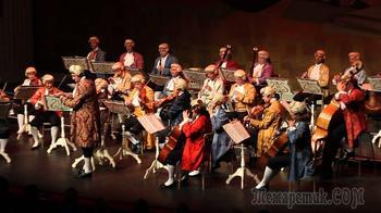 Шедевры мировой музыки... Гайдн Йозеф. (Симфония при свечах)