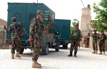 Атака в Мазари-Шарифе