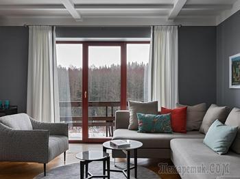 Как круто можно обновить интерьеры дома, если смешать разные стили