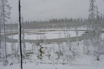 Загадки природы Якутии: Долина смерти