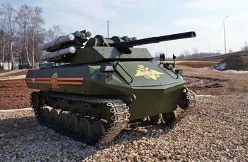 Боевой робот для войны: наброски к проекту