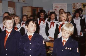 Особенности жизни школьника в СССР