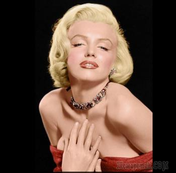 С липкой лентой на лбу – эксцентричные привычки самых прекрасных женщин хх века
