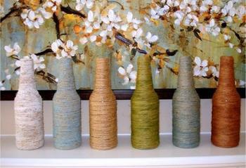 Идеи украшения дома цветами
