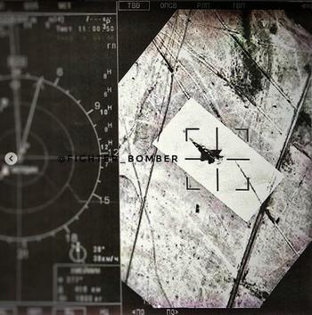 Американский самолет-невидимка в прицеле Су-35 в Сирии