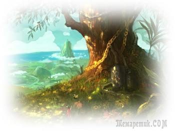 У Лукоморья старая сказка, да на новый лад (Cтих)
