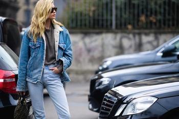 Джинсовые куртки: модные тенденции на осень 2020