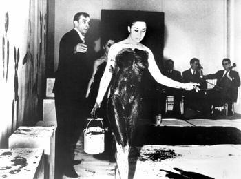 Как патент на синий цвет помог Иву Кляйну добиться популярности в мире искусства