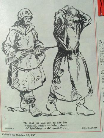 Как белый генерал Деникин предлагал США сдерживать СССР