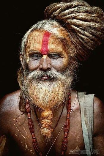 ОН не МЫЛСЯ 65 лет и вот что с ним стало
