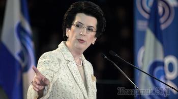 Виноват Саакашвили? Бурджанадзе объяснила протесты в Грузии