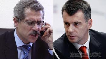 Прохоров против Родченкова: битва за честь России