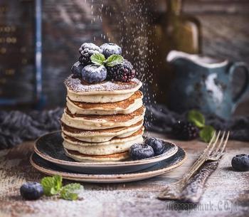 Вкусные и красивые фуд-фотографии Дарьи Калугиной