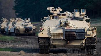 «Атлантическая решимость»: США двинули танки к границе Белоруссии