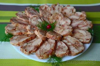 Вы забудете о колбасе! Лучшая мясная закуска за считанные минуты без желатина!