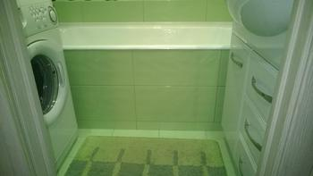 Ванная: зеленая свежесть