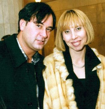 Бывшая жена Валерия Меладзе рассказала о жизни с артистом