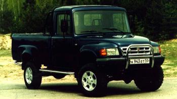 Автомобили ГАЗ, которые так и не сошли с конвейера