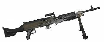 Облегчённые ручные пулемёты Barrett 240LW и 240LWS