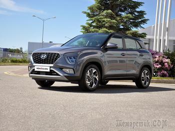 Много нового и чуть-чуть старого: обзор Hyundai Creta нового поколения