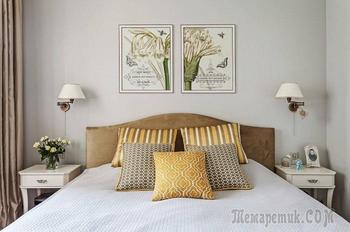 8 секретных приемов по украшению спальни, в которых изюма больше, чем в булочке