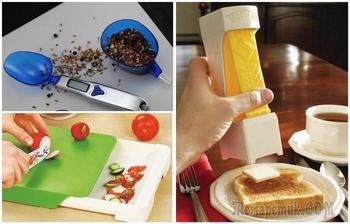 10 удобных гаджетов для кухни, которые облегчат жизнь всем хозяйкам