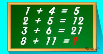 Сможете решить эту математическую задачку?