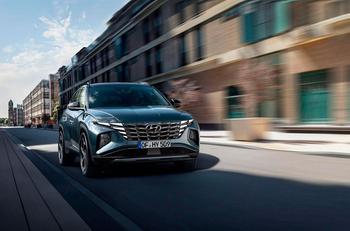 Новый Hyundai Tucson: Радикальное обновление всего