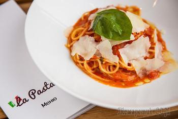 Спагетти помодорро
