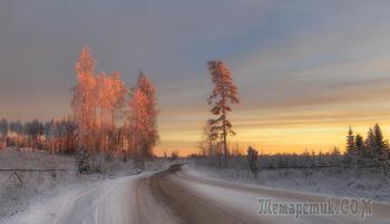 Suomi, сказка, которая рядом... Зима в Финляндии.. Авторские фотоработы Ирины З.